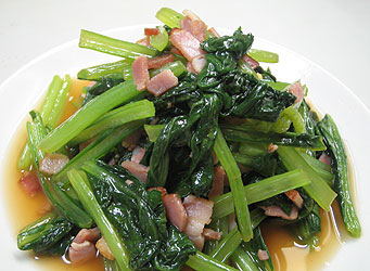 小松菜 料理 簡単 レシピ